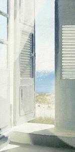 Grey Doors by Noah Bay