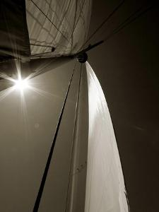 Sail Geometry II by Noah Bay