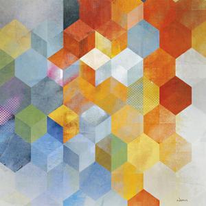 Cubitz I by Noah Li-Leger