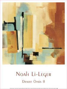 Desert Oasis II by Noah Li-Leger