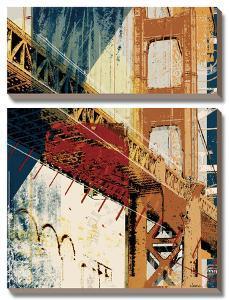 Into Manhattan I by Noah Li-Leger