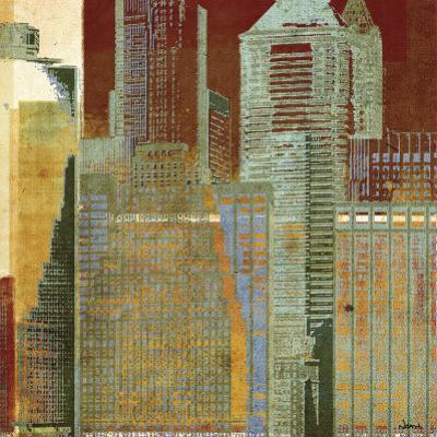 Urban Blocks I by Noah Li-Leger