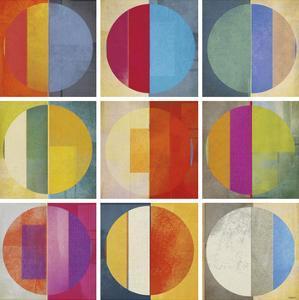 Pattern Tiles I by NOAH
