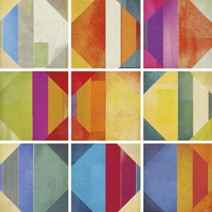 Pattern Tiles II by NOAH