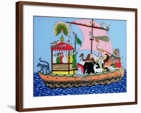 Noah's Ark, C.1990--Framed Giclee Print