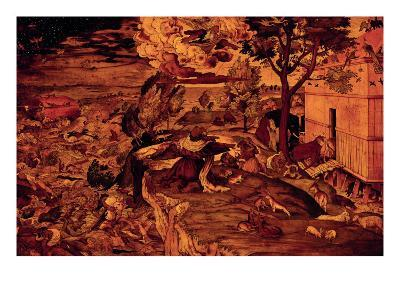 Noah's Ark (The Flood)--Giclee Print