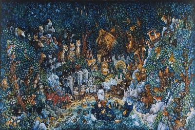 Noah's Dilemma Long-Bill Bell-Giclee Print