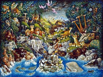 Noah's Quandary-Bill Bell-Giclee Print