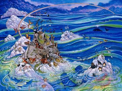 Noah's Triumph-Bill Bell-Giclee Print