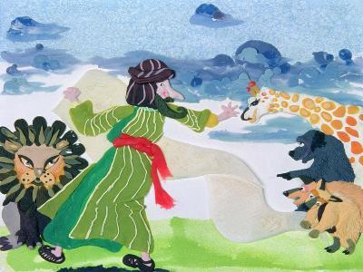 Noah-Jung Sook Nam-Giclee Print
