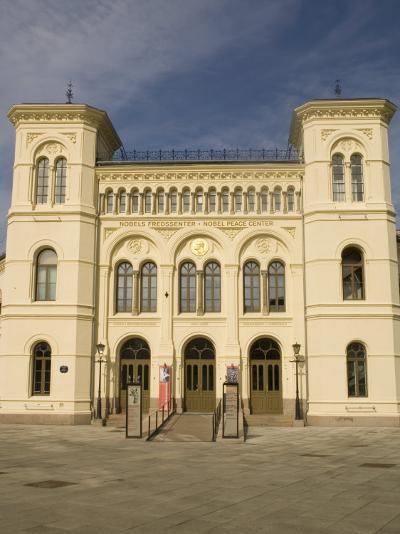 Nobel Peace Center, Oslo, Norway, Scandinavia, Europe-Rolf Richardson-Photographic Print