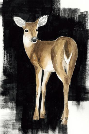 Nocturnal I-Grace Popp-Art Print