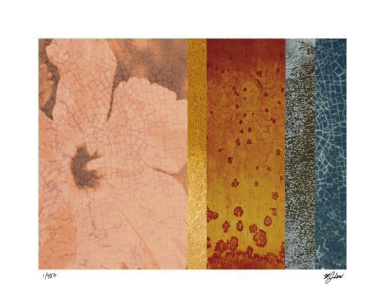Nodoka Flowers II-Mj Lew-Giclee Print