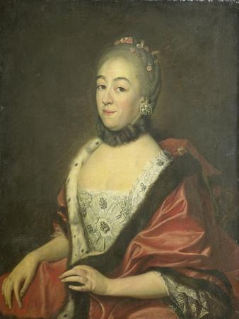 Sandrina Van Den Broecke, Wife of George Lodewijk Matthes