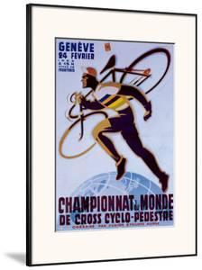 Championnat du Monde de Cross Cyclo-Pedestre by Noel Fontanet
