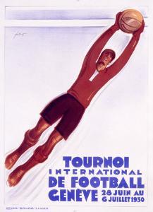 Tournoi de Football, Geneve by Noel Fontanet
