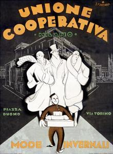 Unione Cooperativa by Noel Fontanet