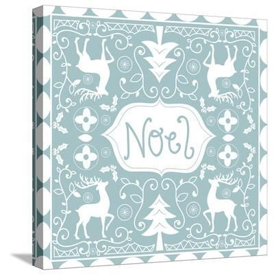 Noel-Advocate Art-Stretched Canvas Print