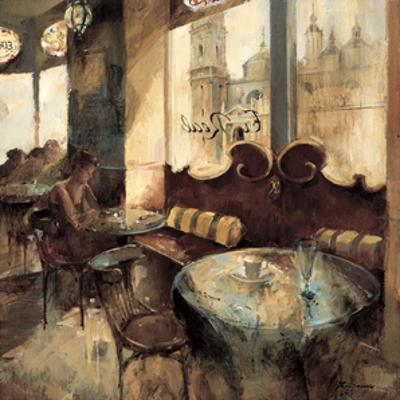 El Real Cafe by Noemi Martin