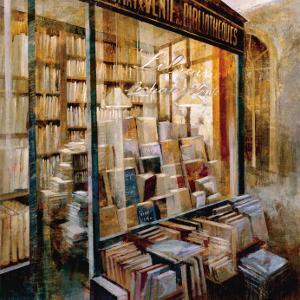 Librairie by Noemi Martin