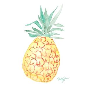 Single Pineapple by Nola James