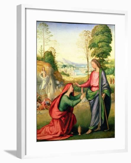 Noli Me Tangere, circa 1508-Fra Bartolommeo-Framed Giclee Print