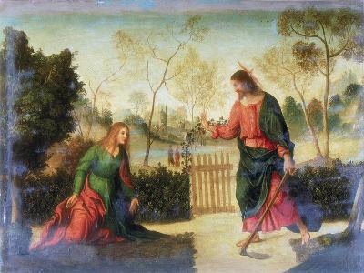 Noli Me Tangere, Early 16th Century-Dosso Dossi-Giclee Print