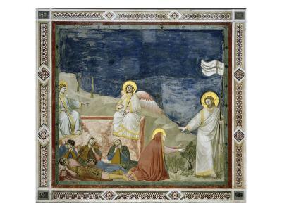Noli Me Tangere-Giotto di Bondone-Giclee Print