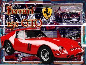 Ferrari 250 Gto by Nomi Saki
