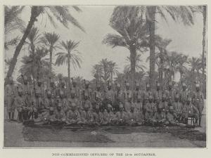 Non-Commissioned Officers of the 11th Soudanese