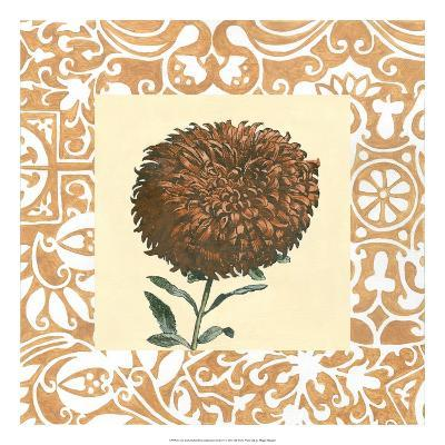 Non-embellished Chrysanthemum IV-Megan Meagher-Art Print