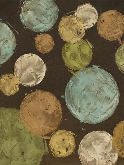 Non-Embellished Circles & Spheres I--Art Print