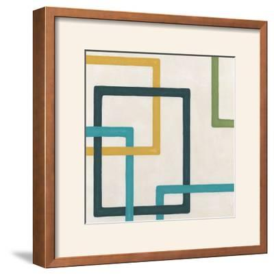 Non-Embellished Infinite Loop I-Erica J^ Vess-Framed Photographic Print