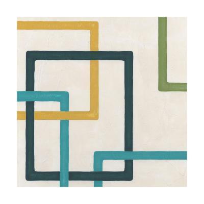Non-Embellished Infinite Loop I-Erica J^ Vess-Art Print
