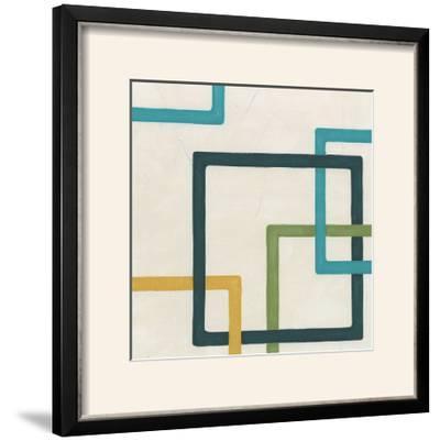 Non-Embellished Infinite Loop IV-Erica J^ Vess-Framed Photographic Print