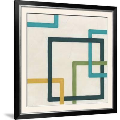 Non-Embellished Infinite Loop IV-Erica J^ Vess-Framed Photographic Print