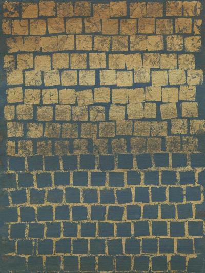 Non-Embellished Mosaic Sunset II--Art Print