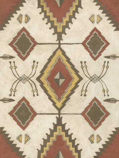 Non-Embellished Native Design I-Megan Meagher-Art Print