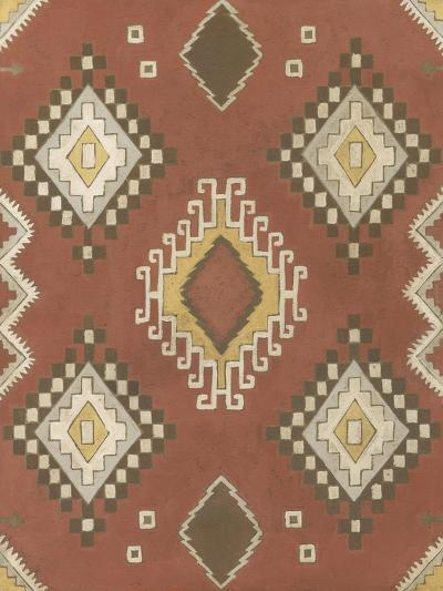 Non-Embellished Native Design II-Megan Meagher-Art Print