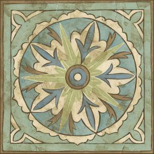 Non-Embellished Ornamental Tile II