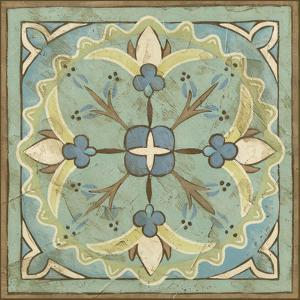 Non-Embellished Ornamental Tile IV