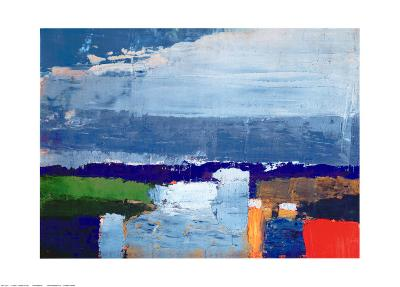 Noon Landscape-Nicolas De Sta?l-Art Print