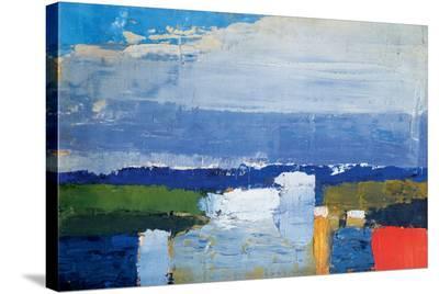 Noon Landscape-Nicolas De Sta?l-Stretched Canvas Print