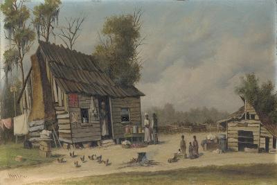Noontime Break-William Aiken Walker-Giclee Print