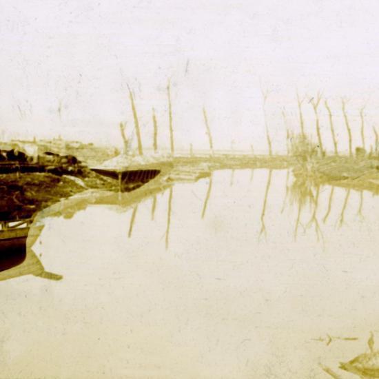 Noordschote, Flanders, Belgium, c1914-c1918-Unknown-Photographic Print