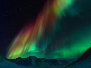 Symphony of Northern Lights by Noppawat Tom Charoensinphon