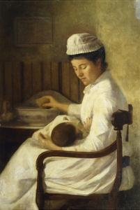 The Nursemaid by Nora Prowse Reilly