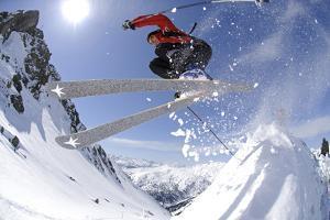 Skiing, Tristkopf, Kelchsau, Tyrol, Austria (Mr) by Norbert Eisele-Hein