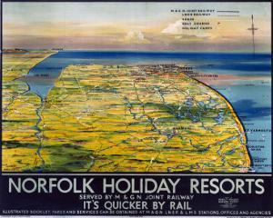 Norfolk Holiday Resorts