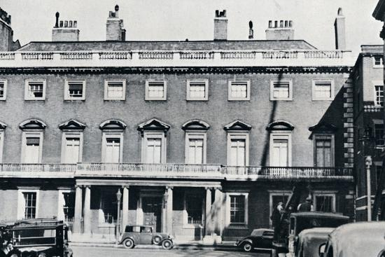 'Norfolk House', c1937-Unknown-Photographic Print